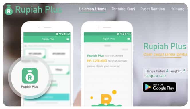 Aplikasi pinjaman uang cepat