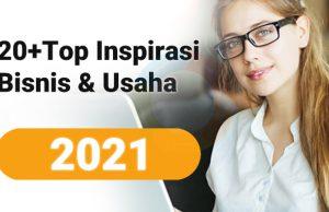 Peluang bisnis menjanjikan 2021