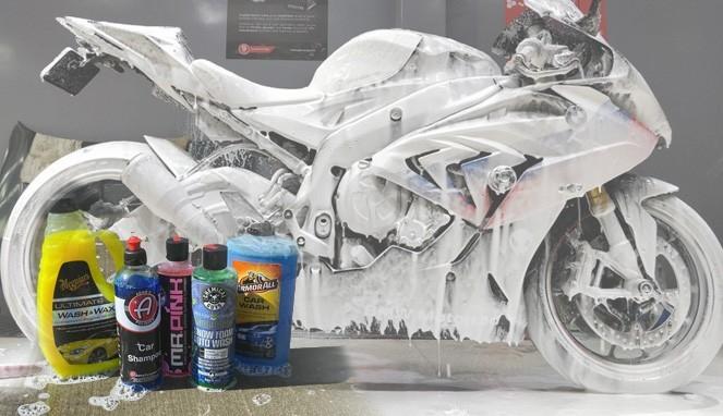 Usaha cuci motor, peluang bisnis menguntungkan sepanjang masa
