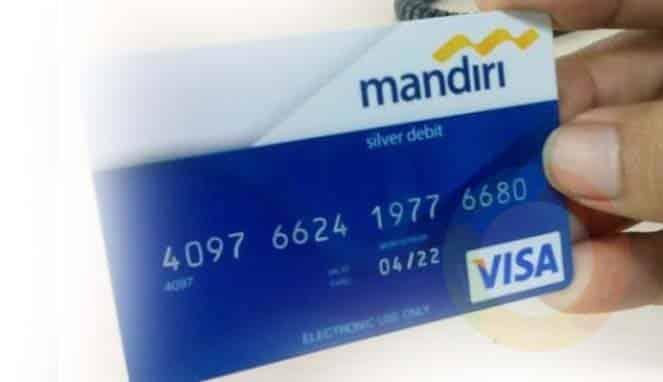 Kartu ATM mandiri tidak bisa digunakan transaksi