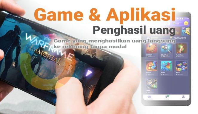 Aplikasi Game 2021 Yang Menghasilkan Uang Tanpa Modal Terbukti Membayar