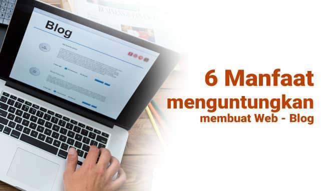 Menghasilkan uang dari website dan blog