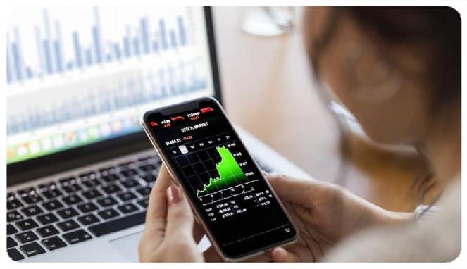 Bisnis trading saham dari HP