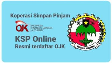 Daftar KSP Online koperasi simpan pinjam resmi terdaftar OJK