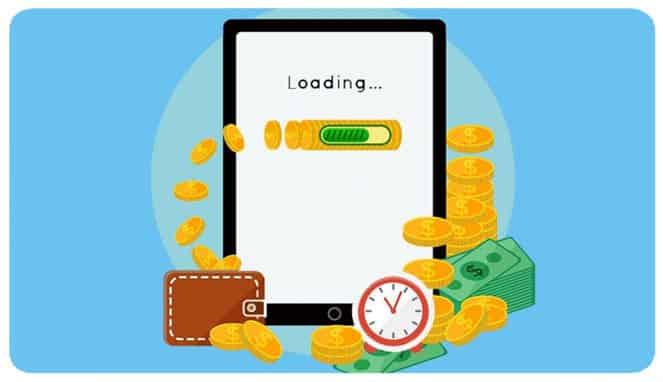 Menghasilkan uang dari aplikasi HP