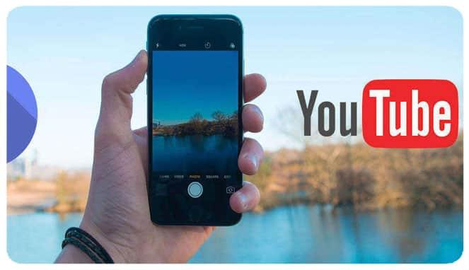 Menjadi YouTuber menggunakan HP
